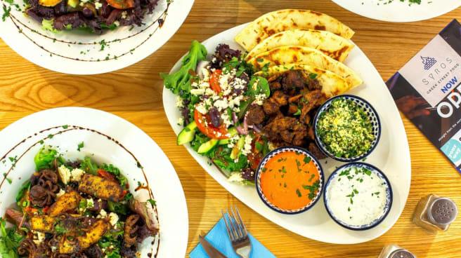 hero image - Syros Greek Street Food, Townsville (QLD)