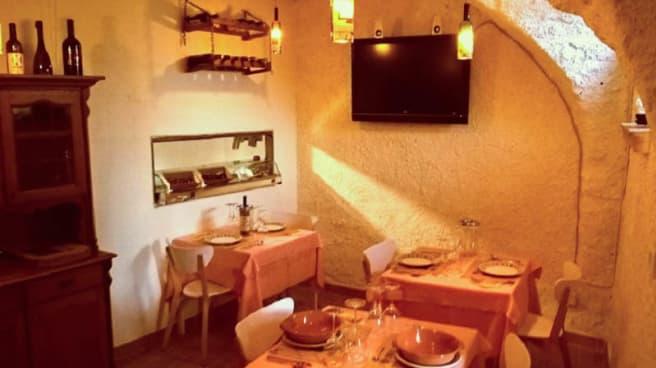 Interno - Taverna dello Sciamano