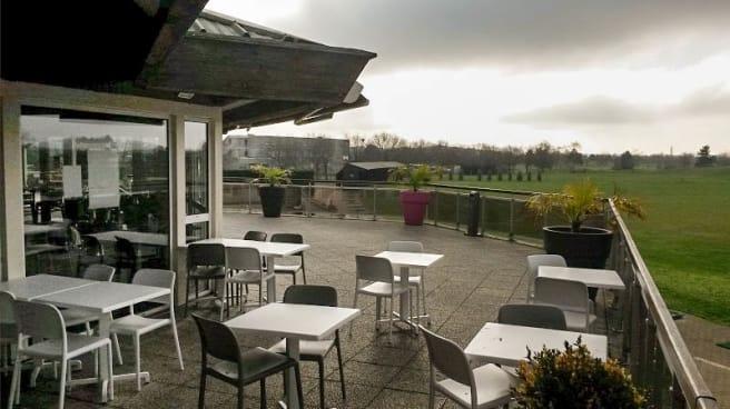 La Terrasse - Restaurant du Golf du Grand Lyon Chassieu, Chassieu