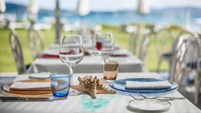 Tavolo con vista - Summer Beach Restaurant Adults Only, Olbia