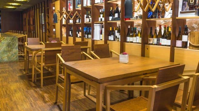 Restaurante - Euskalduna Studio, Porto