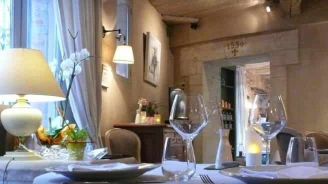 Restaurant - Lou Cigalon, Valbonne