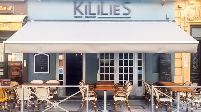 nouveau look, nouvelle formule - Kililie's Resto-Brunch, Nice