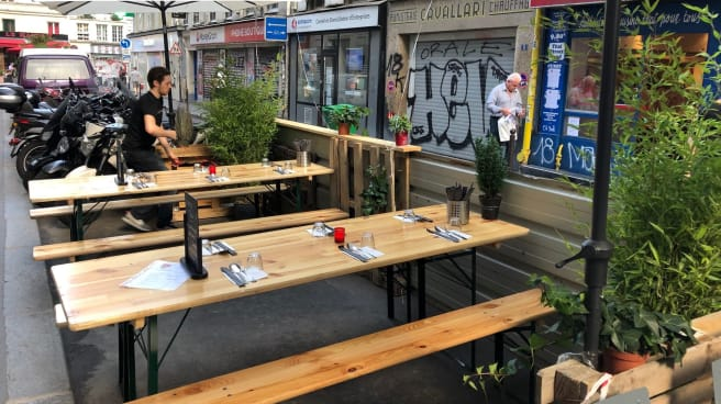 Terrasse - Thaï Street Food, Paris