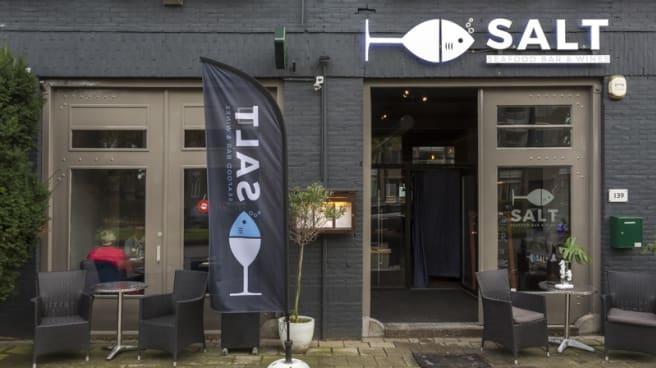Restaurant - Restaurant Salt Sushi & Seafoodbar, Heemstede