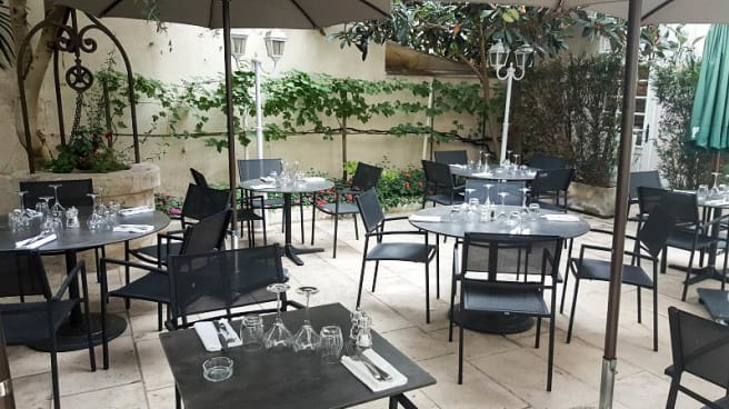 Patio - La Romantica, Poissy
