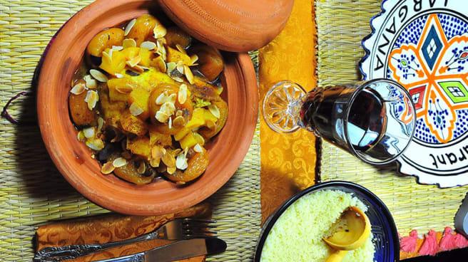 Suggestion du chef - L'Argana, Revel