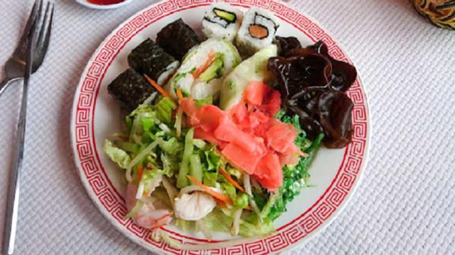 Suggestion de plat - Gourmet Wok