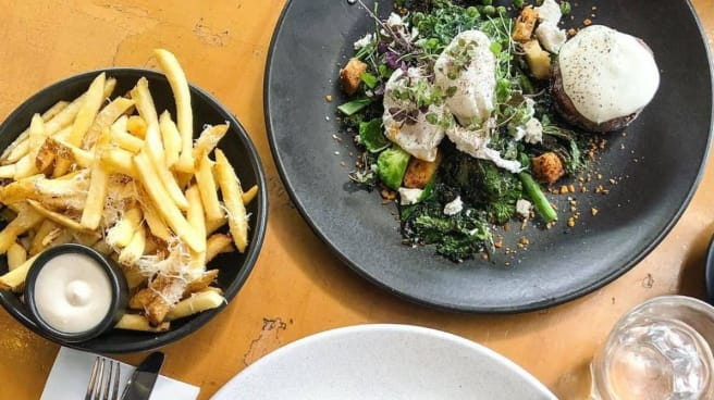 Meals - The Gunshop Cafe, West End (QLD)
