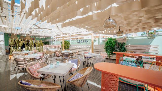 Terraza - Mare Beach Restaurant