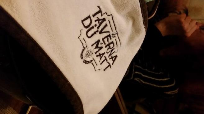 Piatto - La Taverna di Du Matt