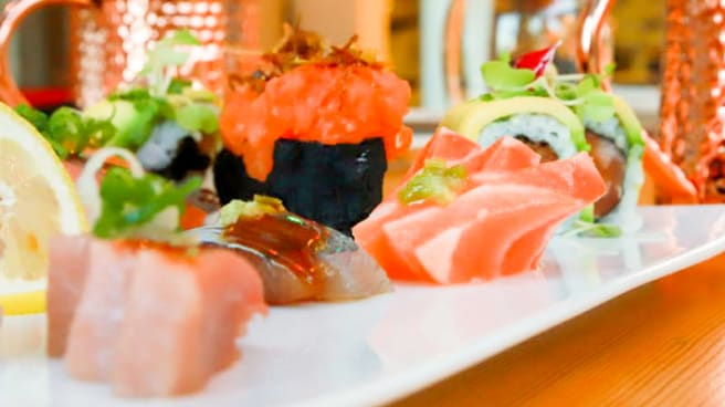 Sugerencia del chef - The Sushi Club, Barcelona