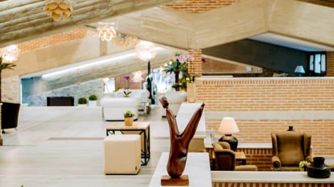 Vista del interior - Hotel Resort El Montico, Tordesillas