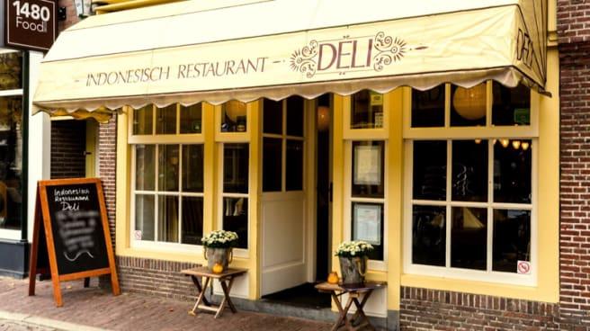 Het restaurant - Indonesisch Restaurant Deli, Alkmaar