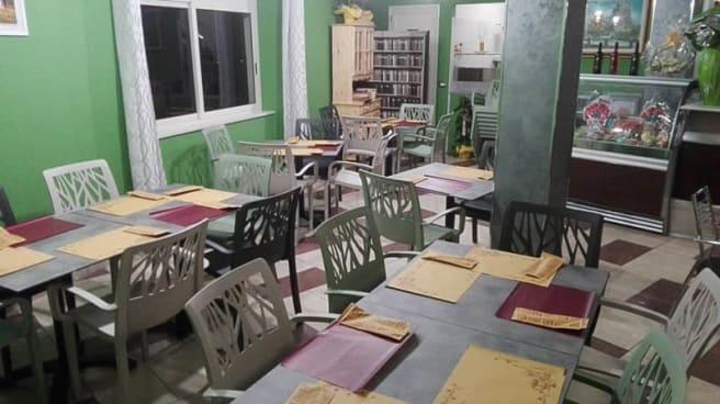 Vista sala - Turistico Bar Pizzeria Bistrot