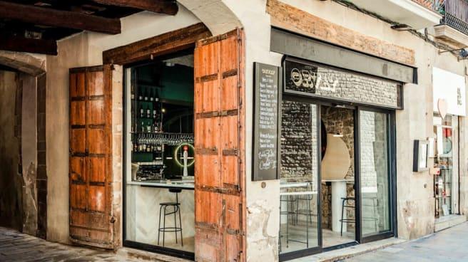 Entrada - Orvay, Barcelona