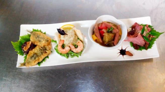 Suggerimento dello chef - Ristoro dell'Amandolo