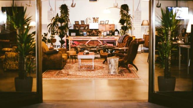 Area Lounge - Cantieri Marconi, Rome