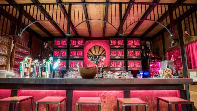 Veduta dell interno - Cotton Club, Campobasso