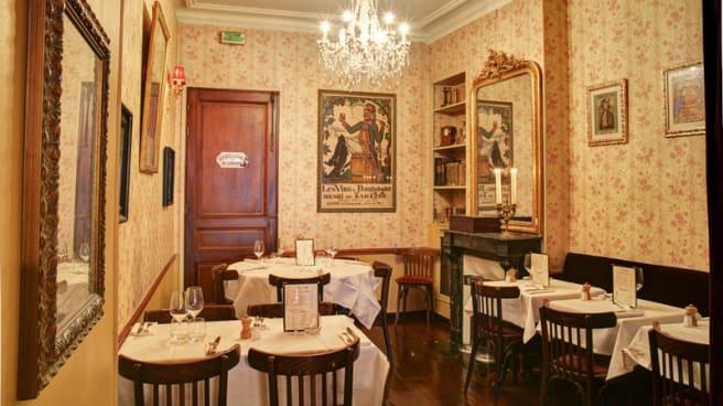 Vue de la salle - Victor, Paris