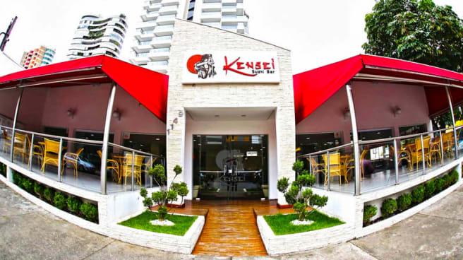 Fachada - Kensei Sushi Bar, Santo André