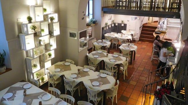 Sala - Pizzeria Da Bruno, Ascoli Piceno