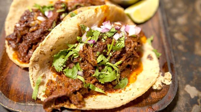 Tacos al campesino - Campesino Burger, Madrid