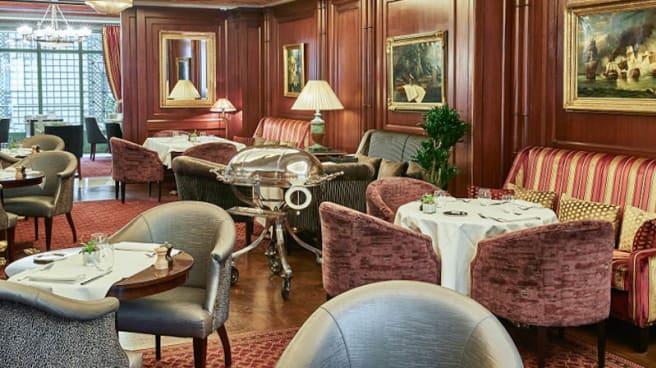 Restaurant le Bivouac - Le Bivouac - Hôtel Napoléon, Paris-8E-Arrondissement