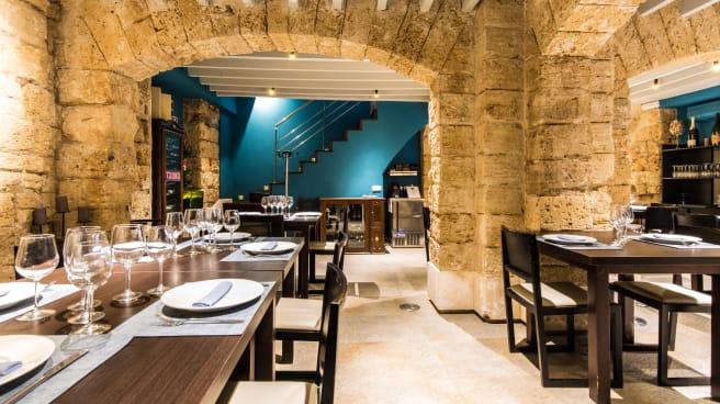 Vista del interior - EL TXOKO, Palma de Mallorca