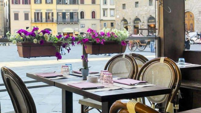 Terrazza - Il Cantastorie, Firenze
