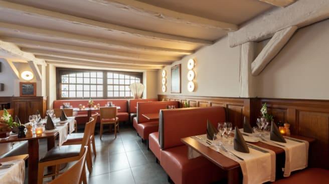 Salle du restaurant - La Chalosse, Guyancourt