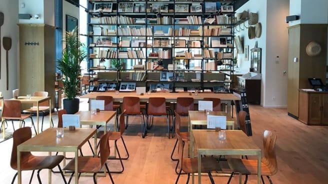 Restaurant - Vascobelo V-bar NoMa House, Amsterdam