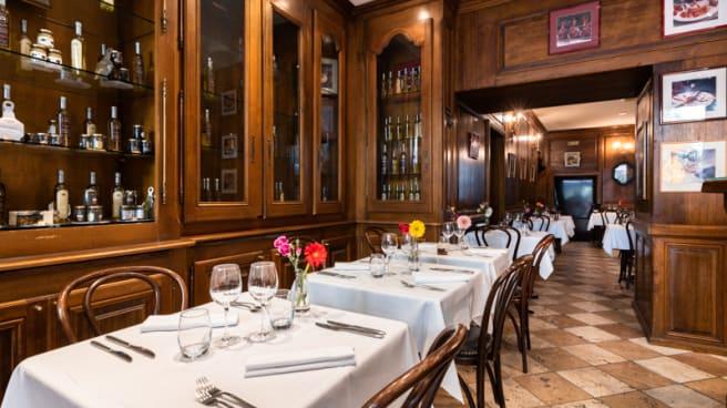 Salle du restaurant - Terres de Truffes Nice, Nice