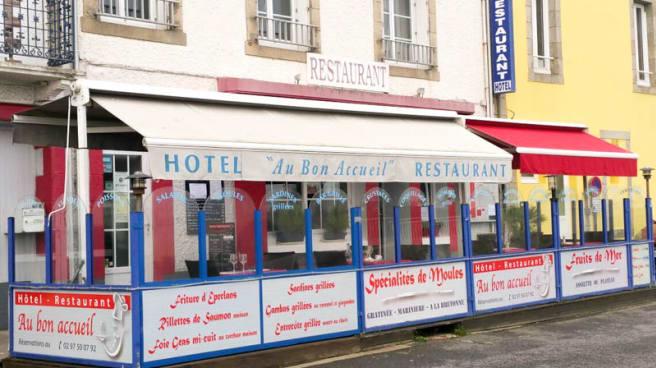 Restaurant Au Bon Accueil - Au Bon Accueil, Quiberon