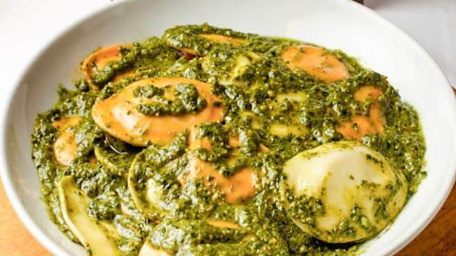 Pasta al pesto - La Tagliatella - Terrasa Plaza, Terrassa