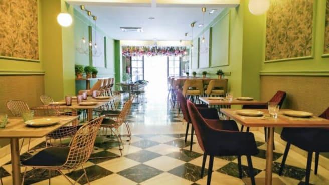 Vista de la sala - Vernetta Restaurante, Valencia