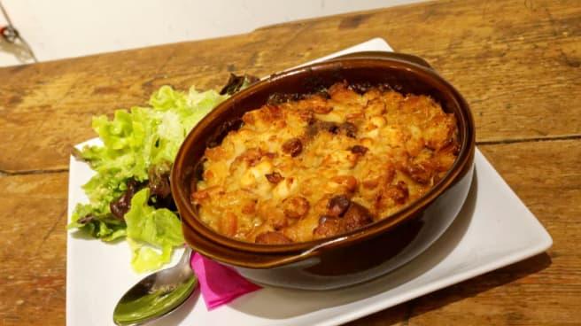 Suggestion du Chef - La Santine, Toulouse
