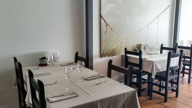 Vista sala - Gringo Mike's, Tres Cantos