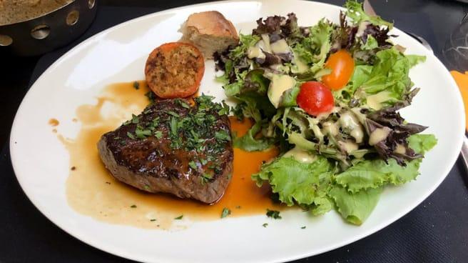 Suggestion de plat - Le Vieil Annecy, Annecy