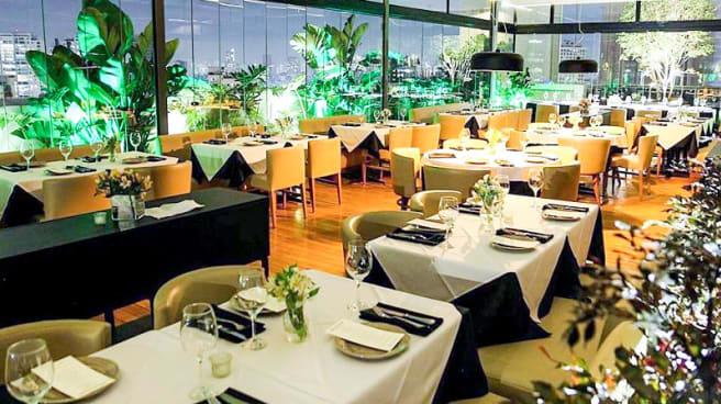Sala - Sutton Dinning Mediterranean, São Paulo