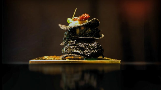 Sugerencia del chef - Salazogue Bistronomie, Oviedo