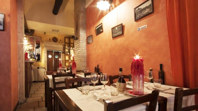 Il tavolo - Zafferino, Roma
