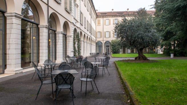 Entrata - Centro Paolo VI, Brescia