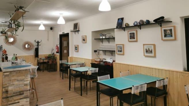 Interior - Supplí Restaurante-Cafetería, Valencia