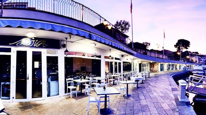 Devanture - Diva Restaurant, Saint-Jean-de-Védas