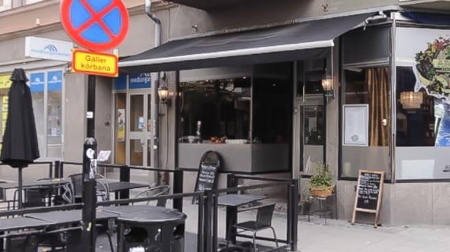 Entrance - Adriatic, Örebro