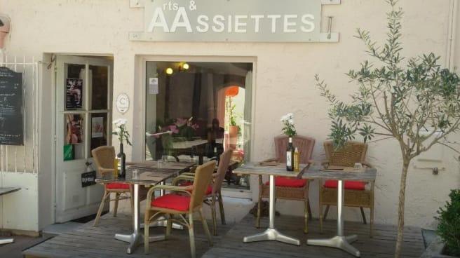 Restaurant - Arts et Assiettes, Le Cannet