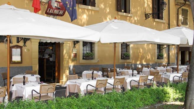 Terrazza - Al Calmiere, Verona