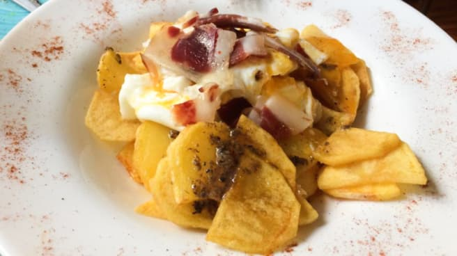Sugerencia del chef - BAR BOMBOROMBILLOS, Jaén