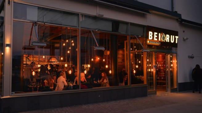 Utomhus - BEIRUT Foodbynatt, Stockholm